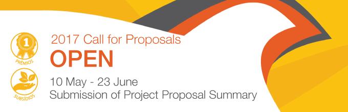 2017 Frida Call For Proposals Programa Frida