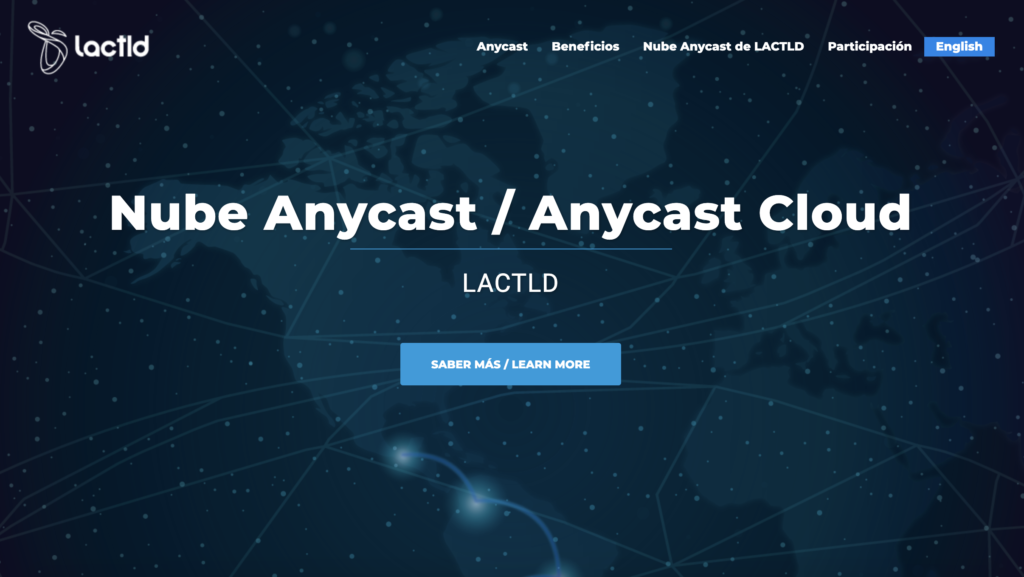 Project Anycast Cloud by LACTLD